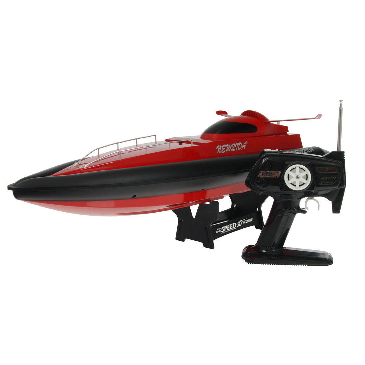 4015 Tracer 2 Red Rc Speed Boat At Hobby Warehouse