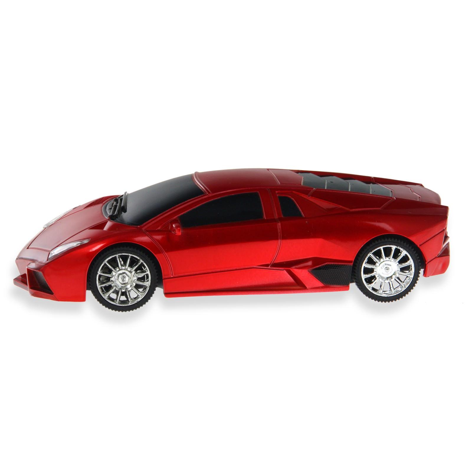 Fast Car LF08 Red Lambo RC Car At Hobby Warehouse