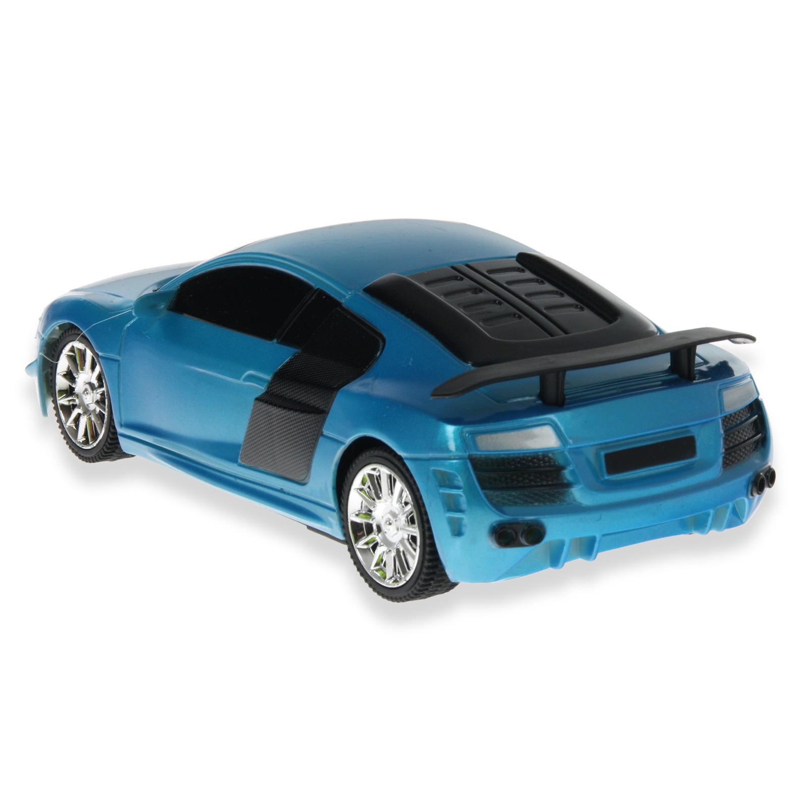 Fast Car LF10 Blue Audi R8 RC Car At Hobby Warehouse