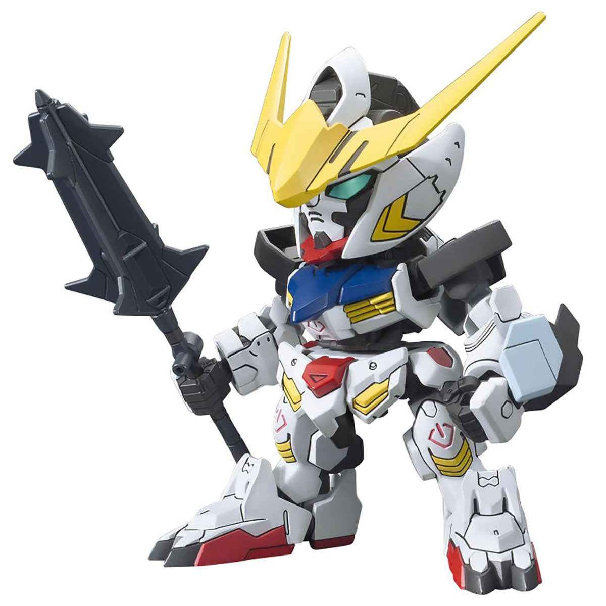 Bandai BB No.401 Gundam Barbatos DX