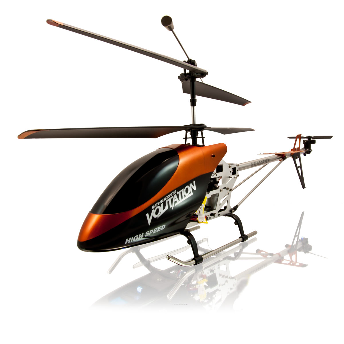 Double Horse 9053 Volitation Ex Demonstration 3.5CH RC Helicopter