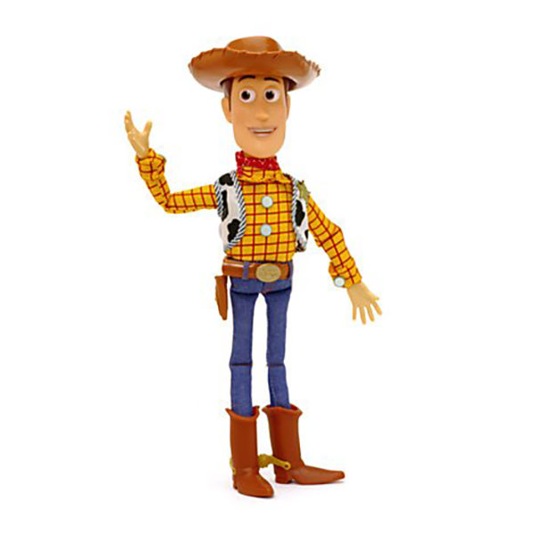 "Disney Pixar Toy Story 16"" Talking Figure - Woody Doll"
