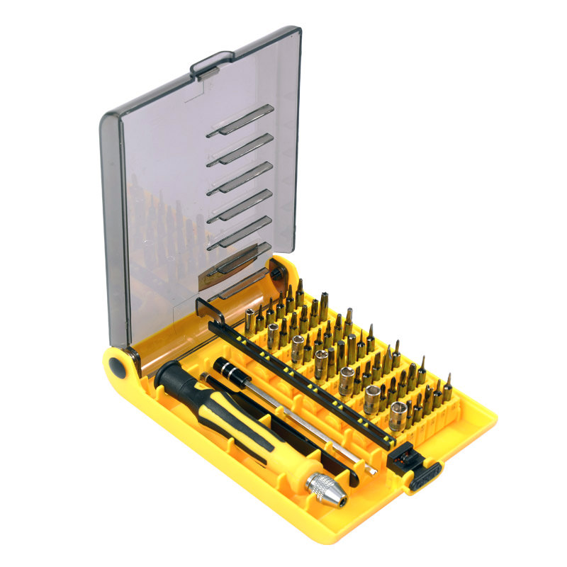 Magnetic 42-in-One Tool Screwdriver Kit with Set Carry Case